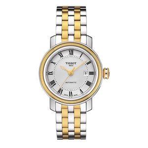 Tissot Bridgeport Automatic Bracelet Watch 29mm